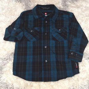 Toddler Boys Airwalk Button down shirt